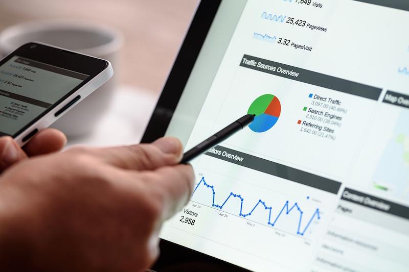 ゲーム運営・KPI分析のイメージ
